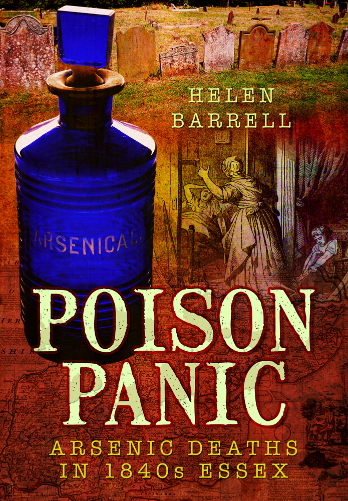 Cover of Poison Panic
