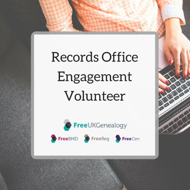 Record Office Engagement Volunteer